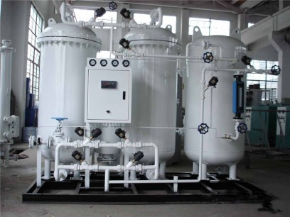 El nitrógeno de alta pureza que hace la máquina